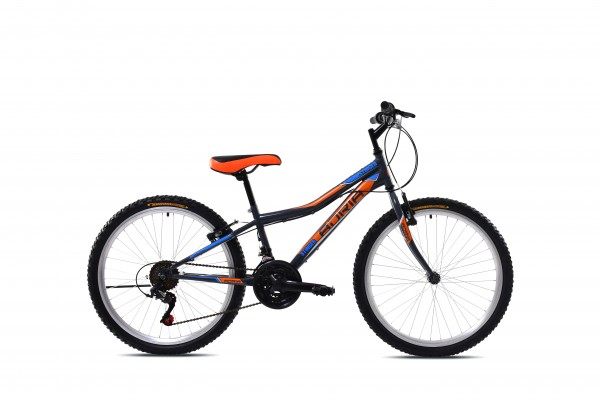 ADRIA Stinger 24'' grafit-orange (12)